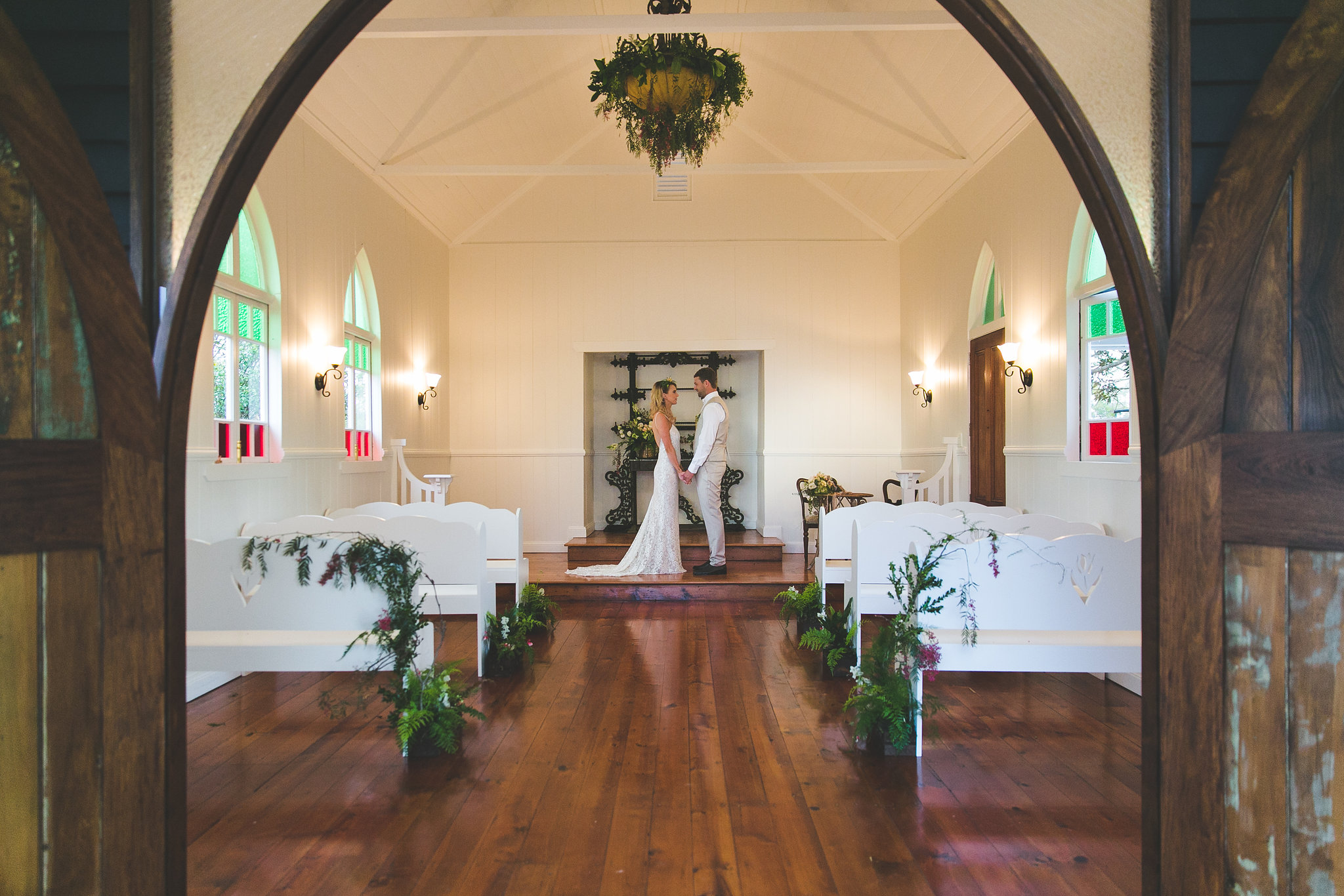 Victorias Chapel North Maleny Styled Shoot Country Elegance